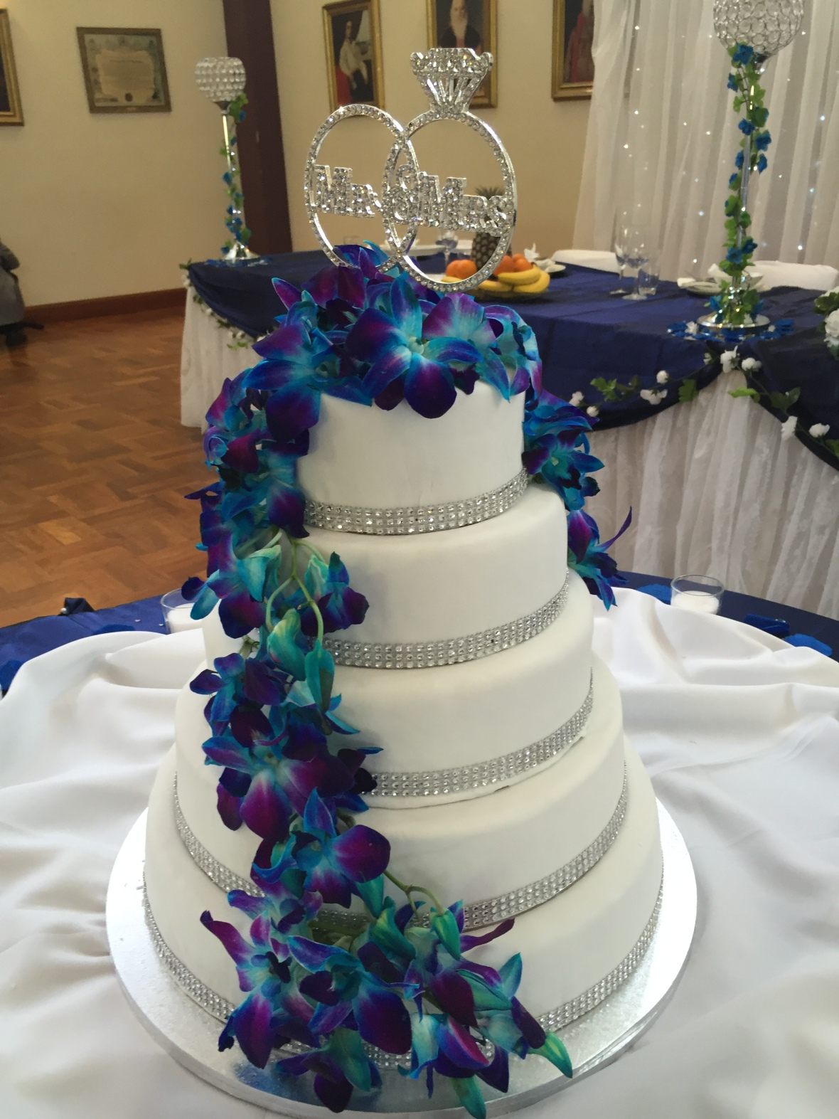 8Cakes Creating Custommade Cakes To Complement Your Special Day - Wedding Cakes Sydney West